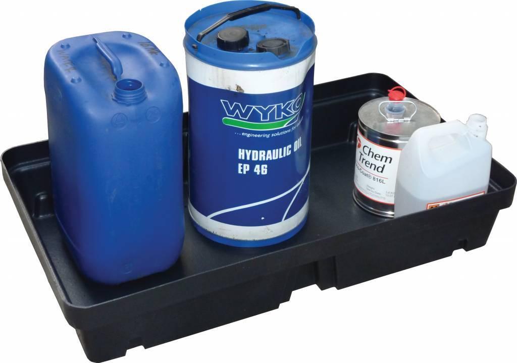 Bac de rétention polyéthylène