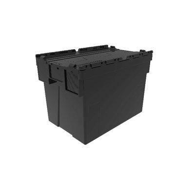 Bac plastique emboîtable 600x400x365 mm
