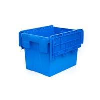 Bac plastique gerbable 400x300x310