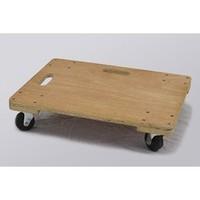 Support roulant en bois, 600x450x135