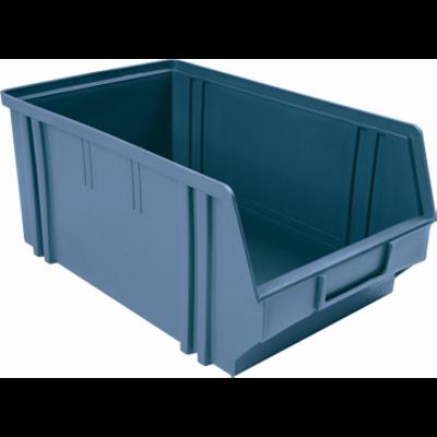 Bac plastique à bec empilable et emboîtable - dimensions 480x305