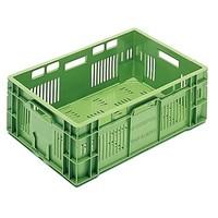 Bac plastique fruits et légumes 600x400x200 mm