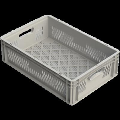 Bac plastique Norme Europe Basicline 600x400x170 mm