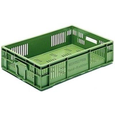 Bac plastique fruits et légumes 600x400x140