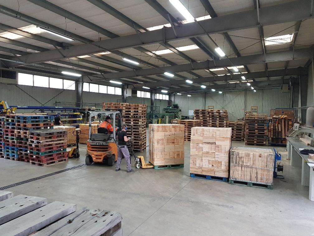 Entrepôt Rotom France