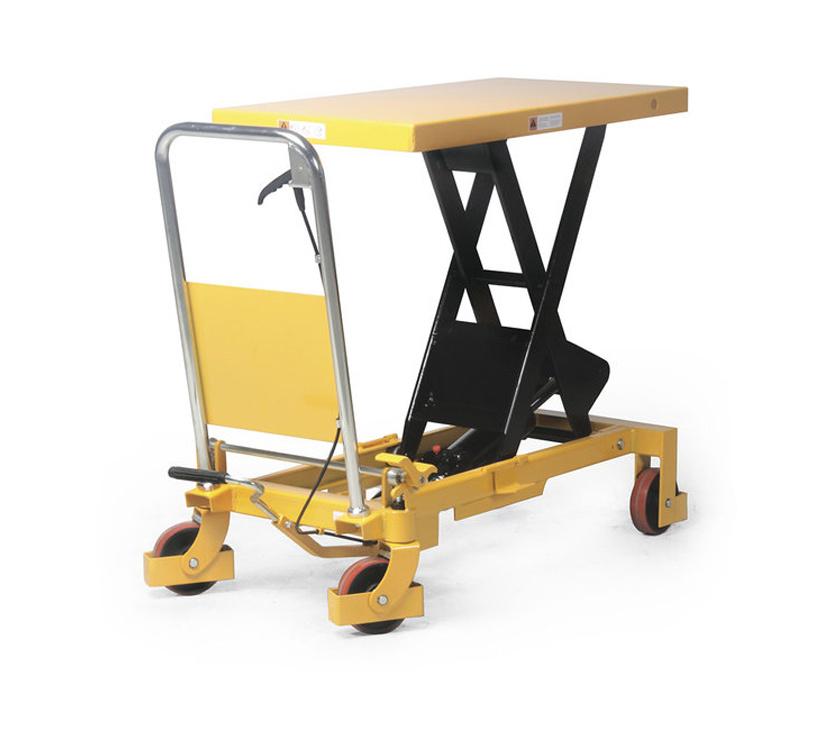 Table élévatrice Rotomshop - Chariots de manutention