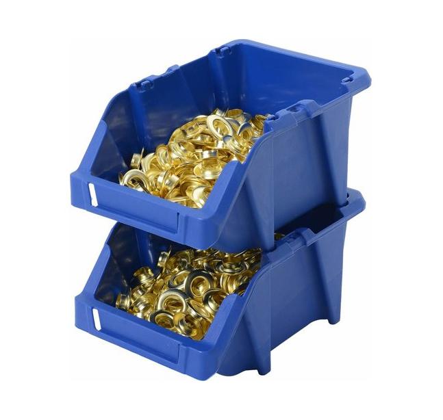 Bacs à bec pour le stockage de petites marchandises - Rotomshop
