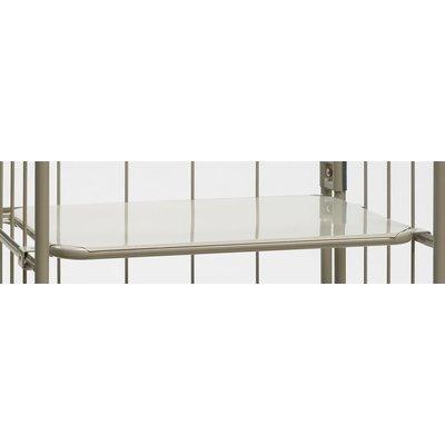 Zwischenboden aus Metall für Prestar Rollbehälter, 1100x800x20mm