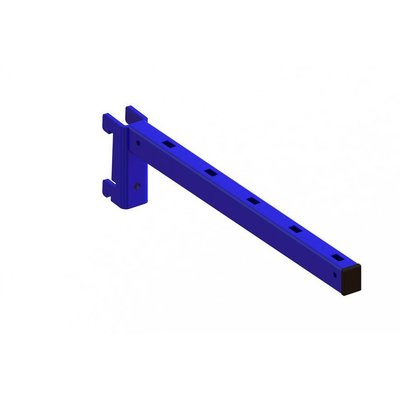 Kragarm für Kragarmregal, lakierter Stahl, 500x30x40mm