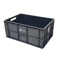 Eurobehälter, geschlossen, 52 Liter, 600x400x270mm