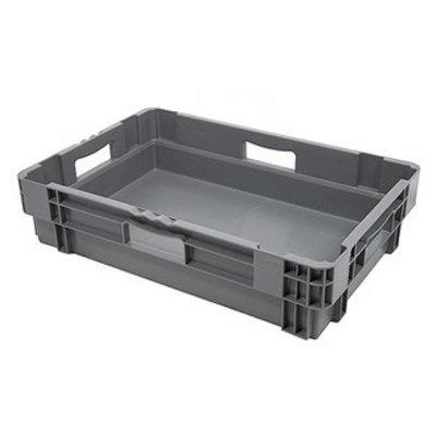 Drehstapelbehälter, geschlossen, 34 Liter, nestbar, 600x400x187mm