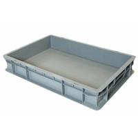 Eurobehälter, geschlossen, 20 Liter, PP-Kunststoff, 600x400x100mm
