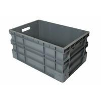 Eurobehälter, geschlossen, 55 Liter, PP-Kunststoff, 600x400x290mm