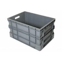 Eurobehälter, geschlossen, 65 Liter, PP-Kunststoff, 600x400x330mm