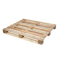Palet de madera de un uso 1200x1000x123mm
