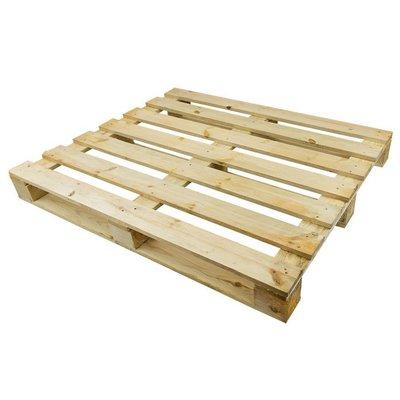 Palet de madera de un uso 1200x1000x120mm