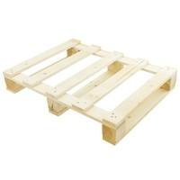 Palet de madera de expositor 800x600x120mm