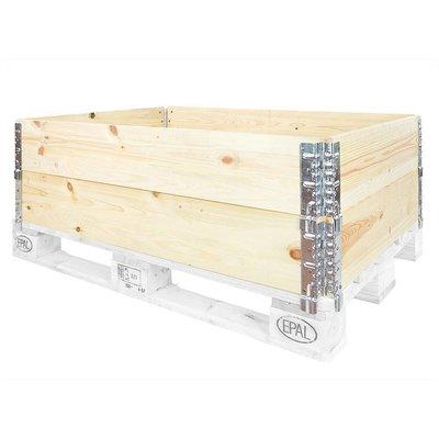 Collar de madera nuevo 1200x800mm 4 bisagras