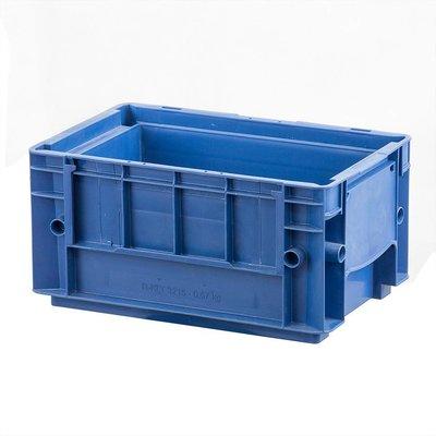 Caja de plástico apilable 297x198x147,5mm