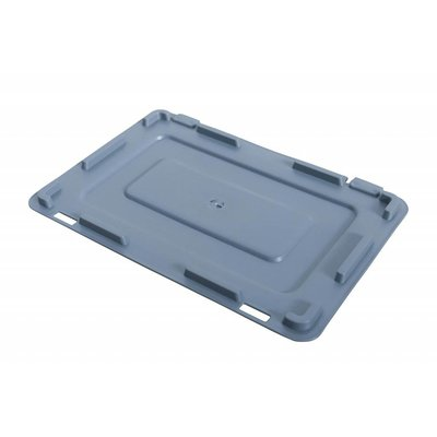 Tapa de plástico Euronorm 300x200x16mm