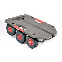 Matador Dolly CT 985x640x350mm con neumáticos