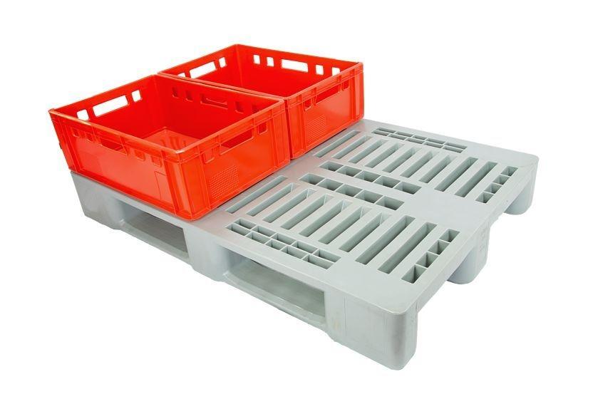 palet higiénico h1y caja de plástico E2