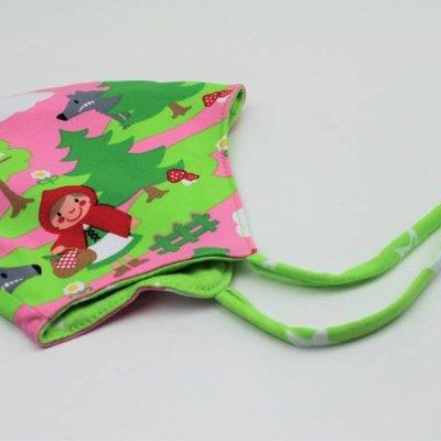 Sveja Babywearing Jerseymütze Rotkäppli Gr. 39-41