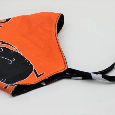 Sveja Babywearing Jerseymütze Spielkatze Gr. 43-45