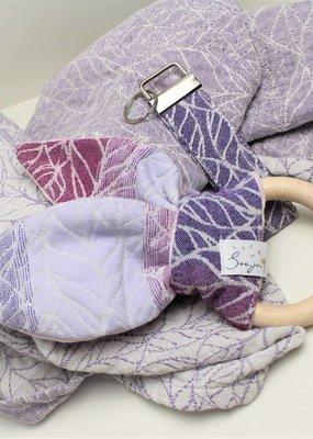 Sveja Geschenkset *zur Geburt* lila