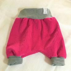 Sveja Babywearing Schlupfhose Cord pink