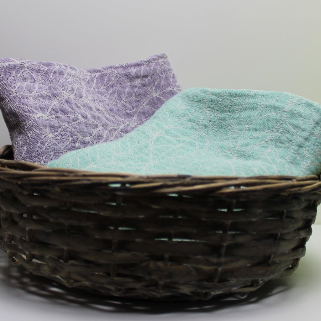 Sveja Babywearing Geschenkset Nuscheli /  Mulltuch Säsong