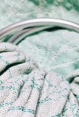 Sveja Ringsling Musselin Mint
