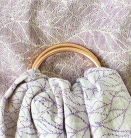 Sveja Babywearing Ringsling Musselin  Lavendel