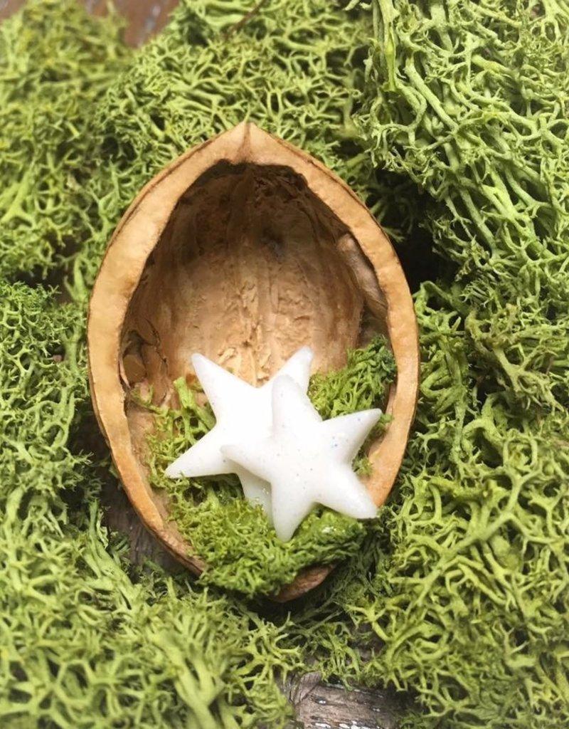 Sveja Miniatur-Sterne Walnuss