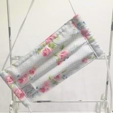 Sveja Handmade Stoffmasken mit Blüten
