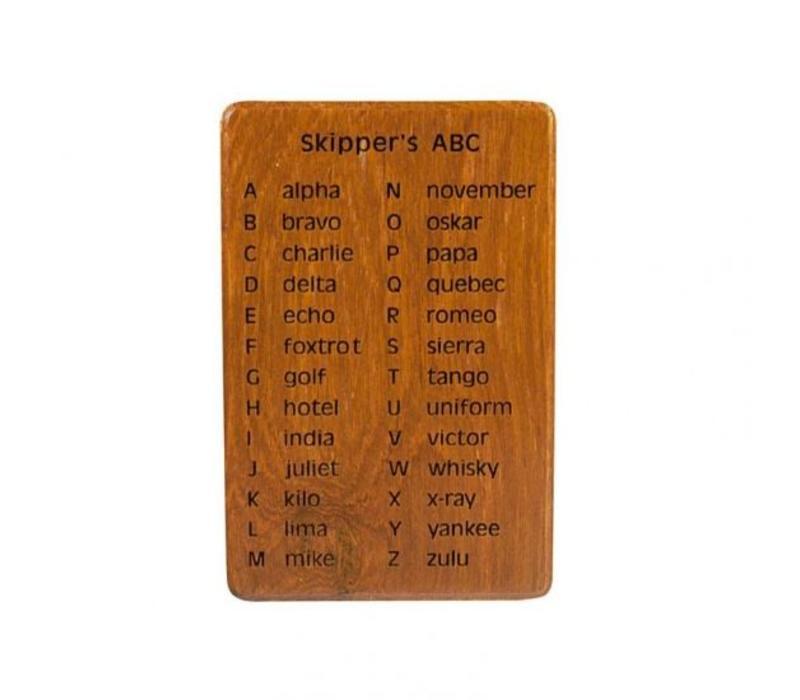 Skippers ABC