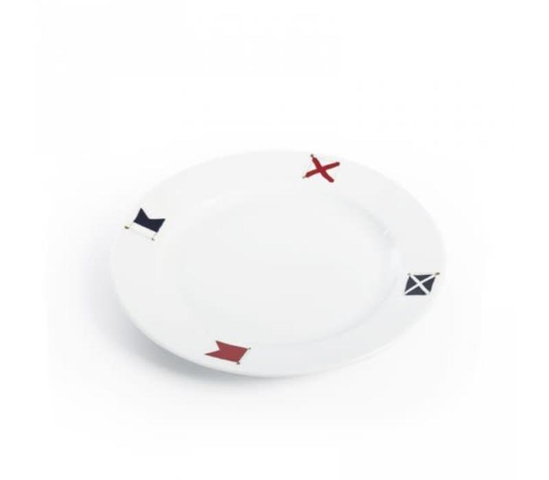Seahouse - bord M/B/A/V ø 24 cm