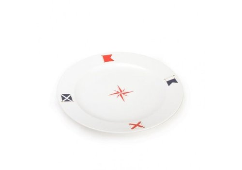 ARC Marine Seahouse - bord Red Compass √∏ 31 cm