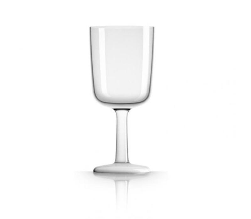 Marc Newson - wijnglas - wit