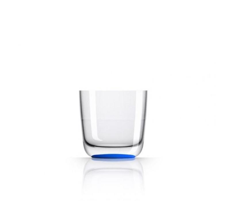 Marc Newson - whiskyglas - navy