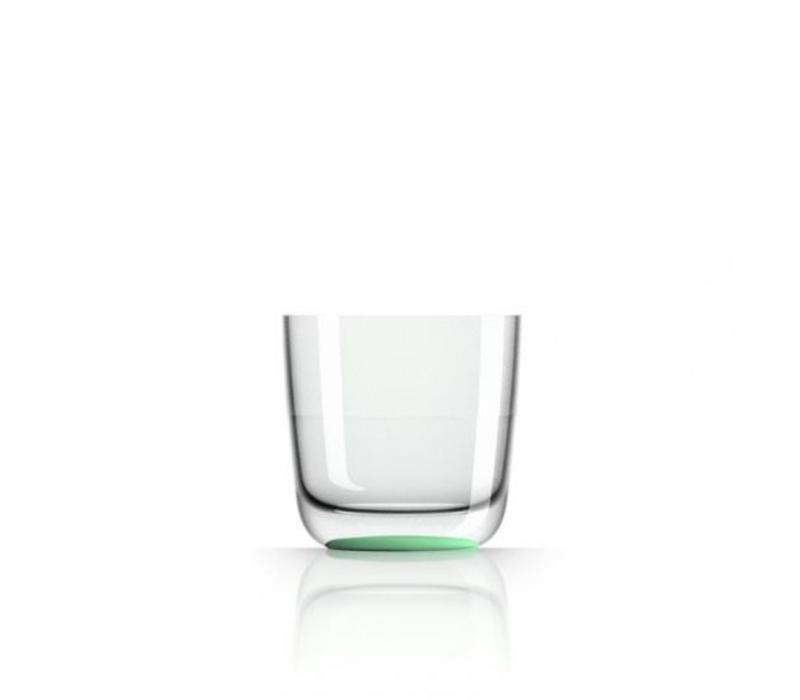 Marc Newson - whiskyglas - groen - Glow in dark
