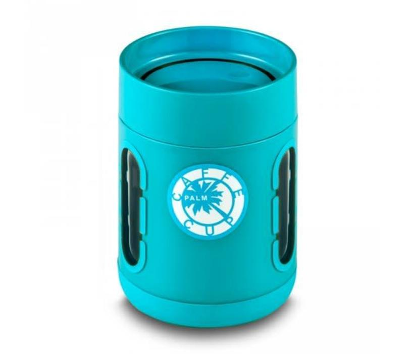 Palm Caffe Cup - blauw - 300 ml