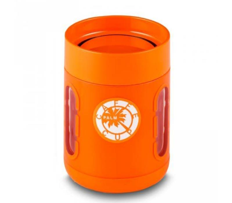 Palm Caffe Cup - oranje - 300 ml