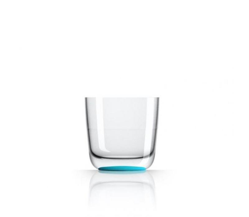 Marc Newson - whiskyglas - blauw