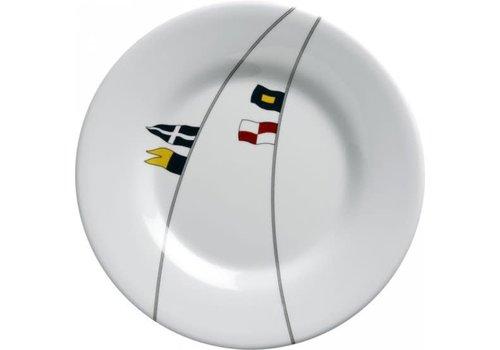 ARC Marine Regata - Ontbijtbord - D 20 cm