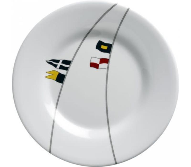 Regata - Ontbijtbord - D 20 cm
