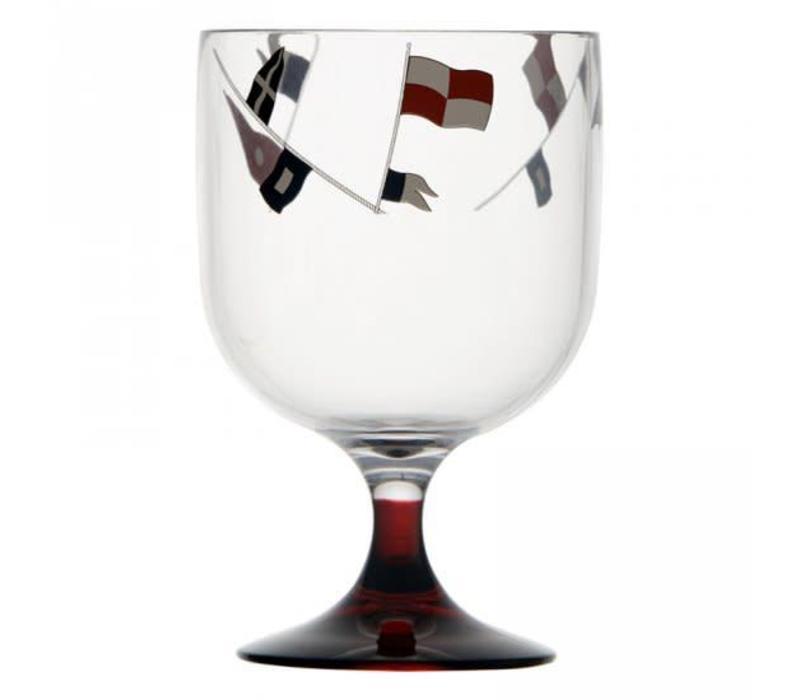Regata - Stapelbaar wijnglas