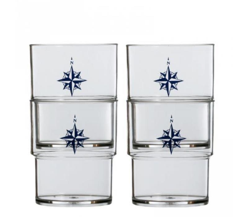 Northwind - Stapelbaar glas