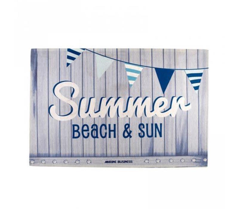 Welcome - Summer - 75x50 cm