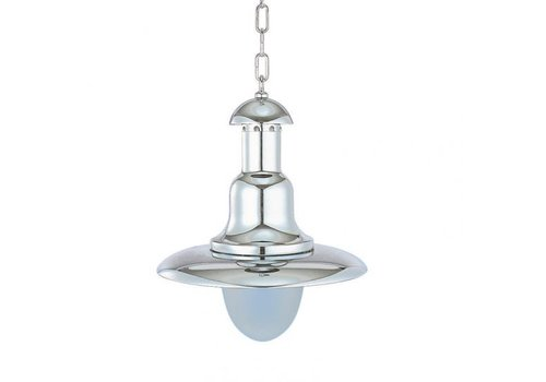 ARC Marine Hanglamp 'Fissiaggio' verchroomd - Medio